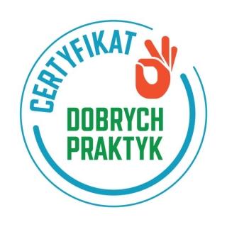 Certyfikat Dobrych Praktyk marker-certyfikat-transparent